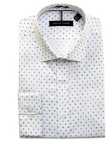 Tommy Hilfiger Slim Fit Dress Shirt.