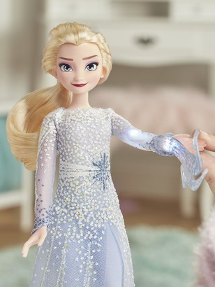 Disney Frozen Magical Discovery Elsa Doll