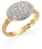 Marco Bicego Siviglia Diamond & 18K Yellow Gold Ring