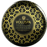 Voluspa 'Maison Noir - Vervaine Olive Leaf' Scented 2-Wick Candle