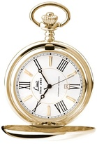 Limit Centenary Collection Gold Plated Full Hunter Pocket Watch 5893.9