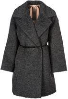 N°21 Belted Coat