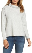 Vineyard Vines Women's Double Jersey Funnel Neck Sweater