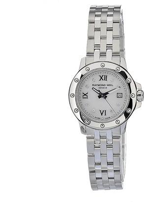 Raymond Weil Women's 5399-ST-00995 Classy Elegant Swiss Made Watch