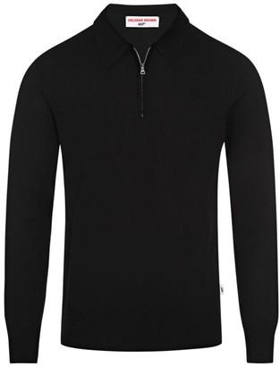 Orlebar Brown 007 Collection Moonraker Quarter Zip Pullover