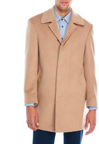 Lauren Ralph Lauren Camel Button Coat