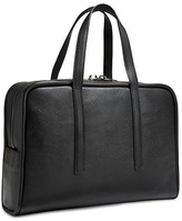 Calvin Klein Collection Grain Calf Large Satchel