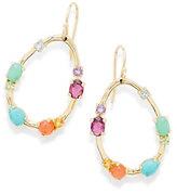 Ippolita 18K Rock Candy®; Medium Frame Earrings in Rainbow