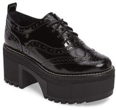 Jeffrey Campbell Women's Rudeboy Oxford