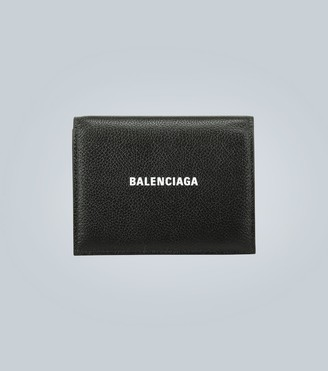 Balenciaga Cash compact chain wallet