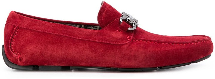 Red Suede Loafers Men | Shop the world