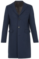 Acne Studios Garret single-breasted wool overcoat