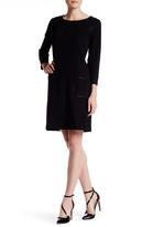 Joan Vass Studded Dress