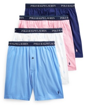 Polo Ralph Lauren Men's 3+1 Bonus Knit Boxer
