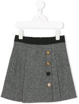 Dolce & Gabbana herringbone skirt