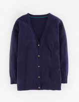Boden Cashmere Relaxed V-neck Cardigan