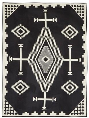 Pendleton Los Ojos Jacquard Wool Blanket - Multi