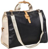 Sydney Love Overnight Bag (Women) - Black/Creme/Camel