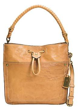 Frye Women's Demi Leather Hobo Bag