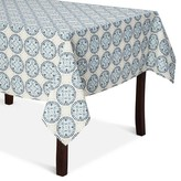 Threshold Medallion Tablecloth