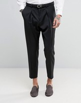 Hugo By Hugo Boss Cropped Trousers