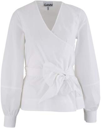 Ganni Cotton blouse