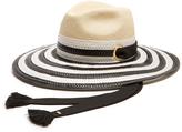 Sonia Rykiel Striped straw hat