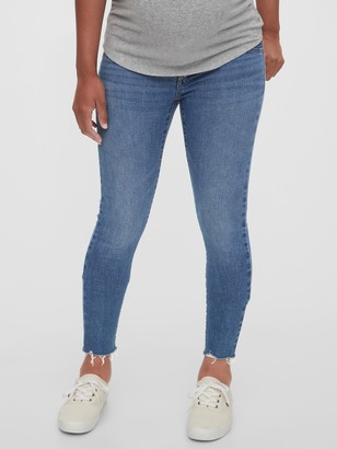 Gap Maternity Inset Panel Favorite Jeggings