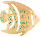 Givenchy Fish Brooch