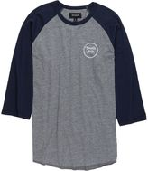 Brixton Wheeler T-Shirt - 3/4-Sleeve - Men's