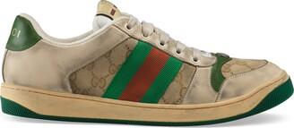 Gucci Men's Screener GG sneaker