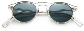Oliver Peoples Gregory Peck 47MM Acetate Sunglasses
