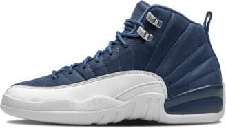 Jordan Air 12 Retro GS 'Indigo' Shoes - 3.5Y
