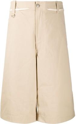 Y-3 Y 3 tailored shorts