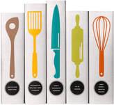 Classic Utensils Cookbook Set