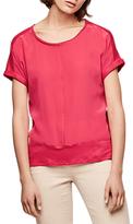 Gerard Darel Voyage Linen T-Shirt