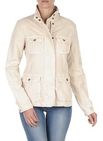 cream lightweight jacket - ShopStyle UK