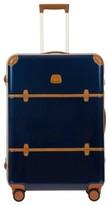 Bric's Bellagio Metallo 2.0 30 Inch Rolling Suitcase - Blue