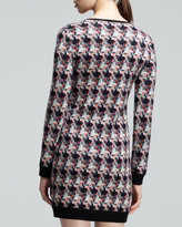 Rag and Bone Rag & Bone Mariah Printed Sweater Dress