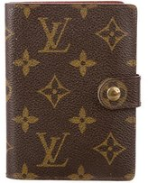 Louis Vuitton Monogram Mini Agenda Cover