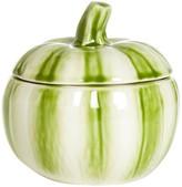 Oscar de la Renta New York Botanical Garden Covered French Melon Bowl