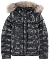 Moncler Down and feather coat - Armoise