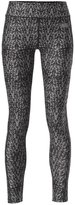 The North Face Women's Pulse Tights Black Print Xs