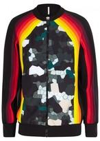 NO KA 'OI No ka'Oi No Ka'Oi Nalani Printed Stretch Jersey Jacket