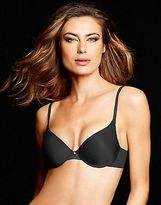 Maidenform Women's Lingerie Live in Luxe Tailored Demi T-Shirt Bra
