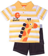 Asstd National Brand 2-pc. Short Set Toddler Boys