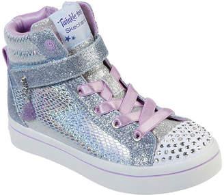Skechers Twinkle Toes Twi-Lites Holla-Glam Little Kid/Big Kid Girls Sneakers