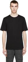 Helmut Lang Black Crewneck T-Shirt