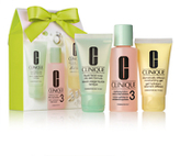 Clinique Great Skin 1-2-3 Dramatically Different Moisturising Gel Gift Set