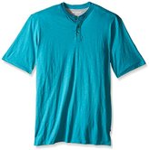 Lee Men's Big and Tall the Weekender Henleys
